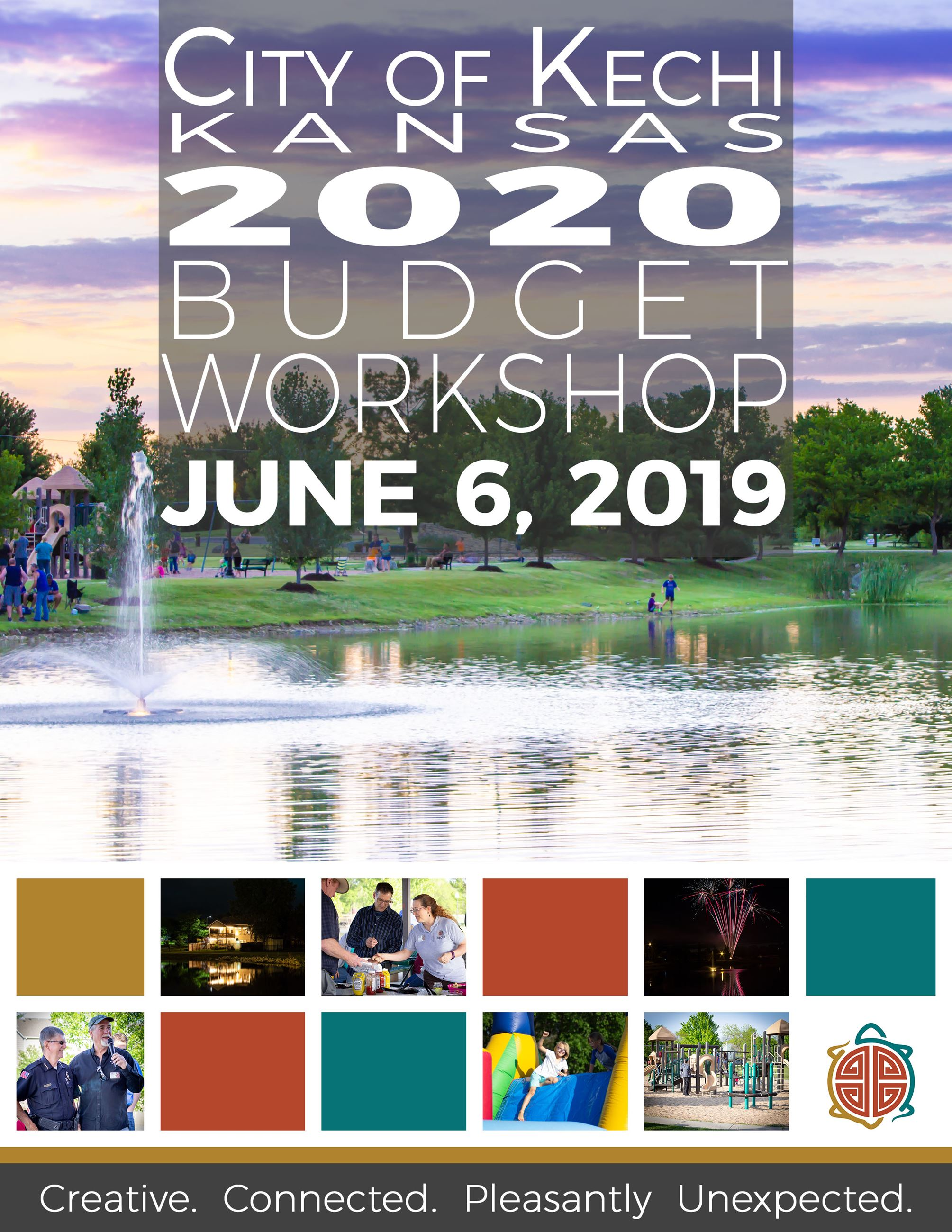 Kechi 2020 Budget Workshop Cover B
