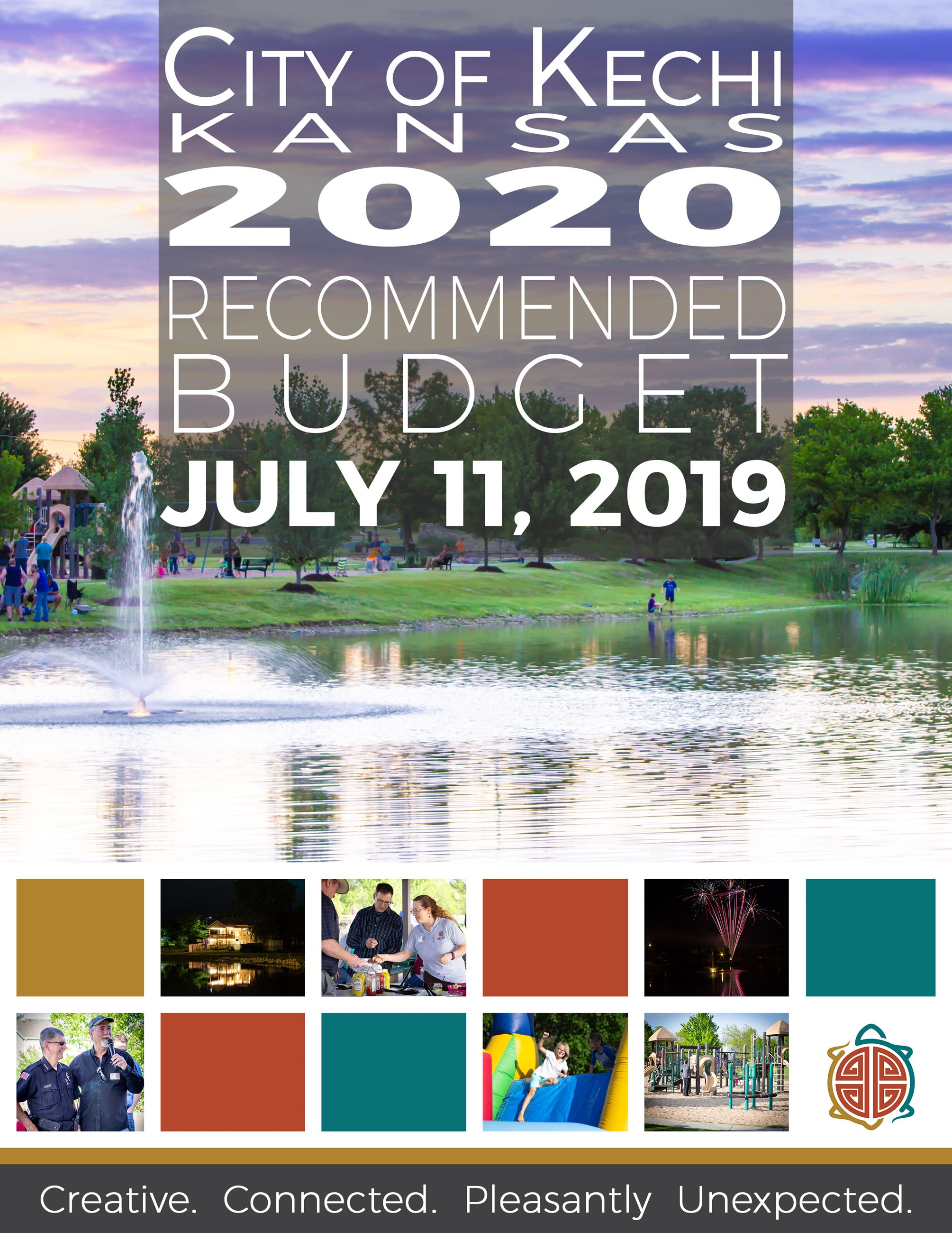 Kechi 2020 Recommended Budget Cover
