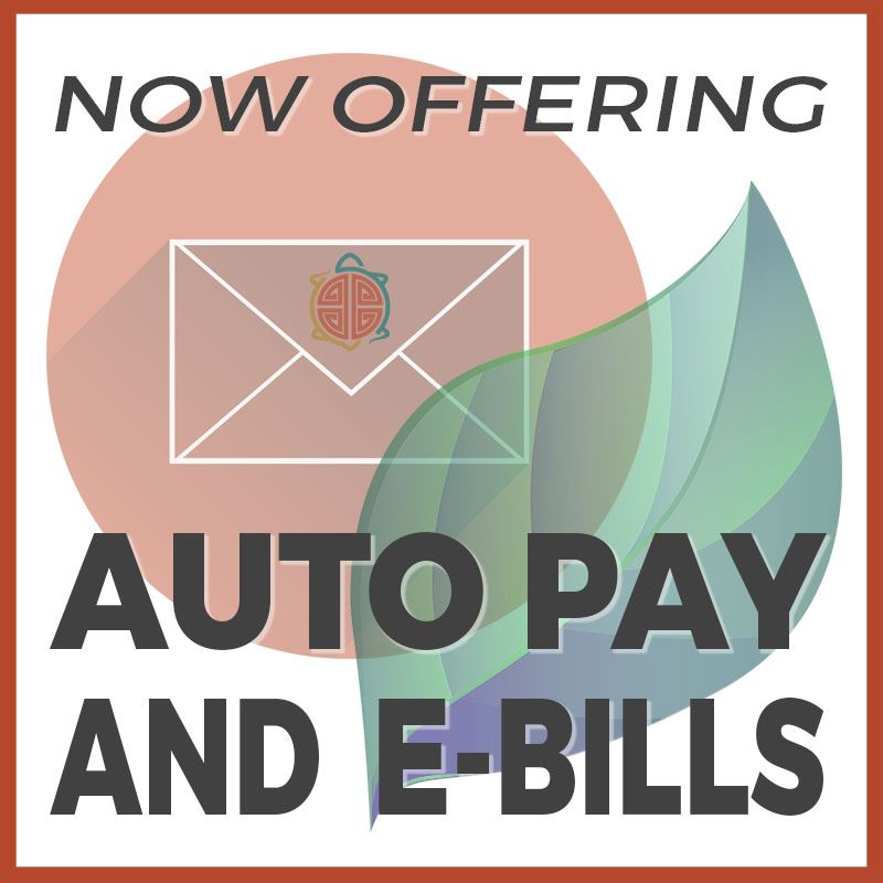 AutoPay and EBills for Website