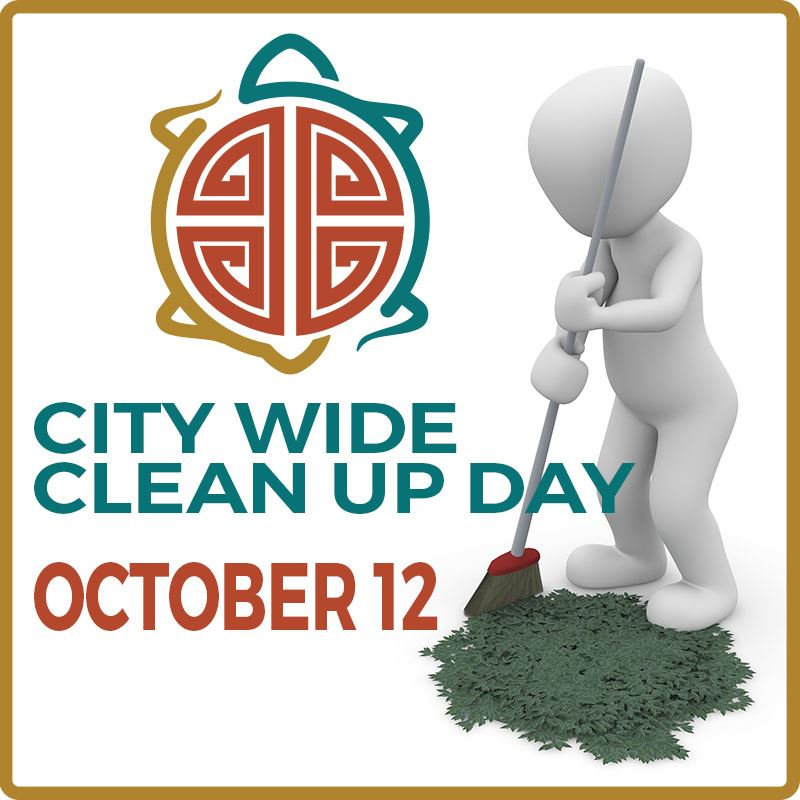 Clean Up Day Website